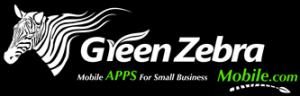 1-green-zebra-Mobile-white_black_blackGround-Biz-Apps-Green