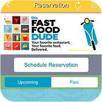 Mobile Reservations f