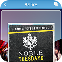 Native Image Gallery Feature
